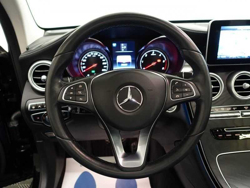 Mercedes-Benz GLC 250D 4MATIC Prestige AMG Ed Aut- Pano, Burmester, Leer, Camera, Full! afbeelding 8