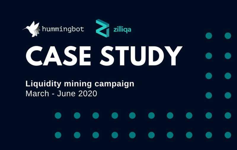 Zilliqa liquidity mining campaign