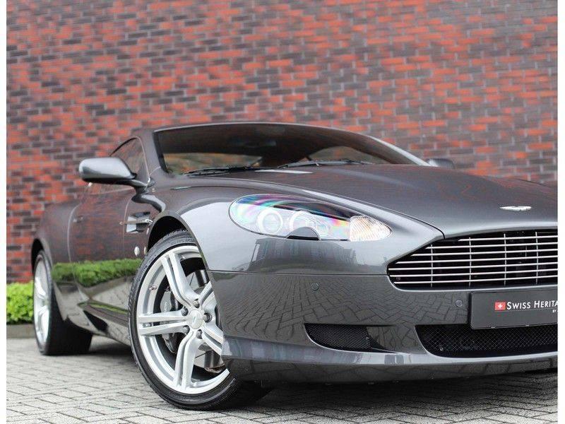 Aston Martin DB9 5.9 V12 *450 PK*Perfecte staat* afbeelding 2