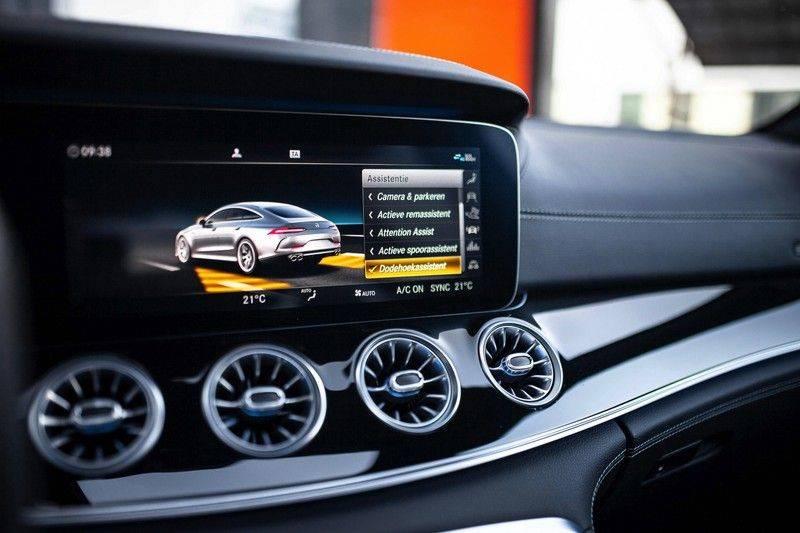 Mercedes-Benz AMG GT 4-Door Coupe 43 4MATIC+ Premium *AMG Nightpakket / Burmester / AMG Performance Stoelen* afbeelding 17