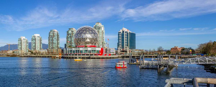 Vancouver: Walking out on the West Coast