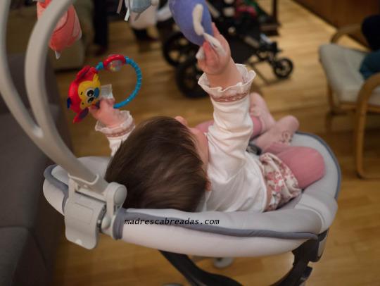 hamaca movil bebe