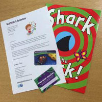 A welcome pack for children in care