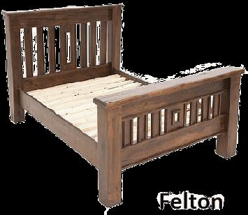 'Felton' bed frame