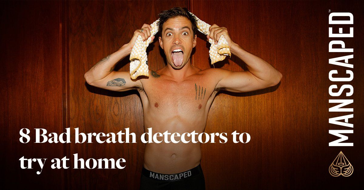 8 Bad Breath Detectors To Try At Home
