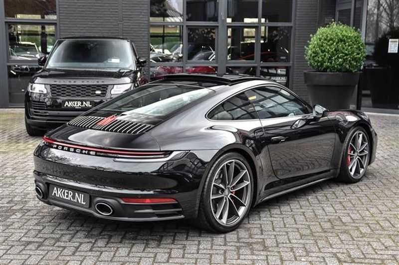 Porsche 911 4S SPORTDESIGN+4WSTURING+LIFT+BURMESTER NP.229K afbeelding 19