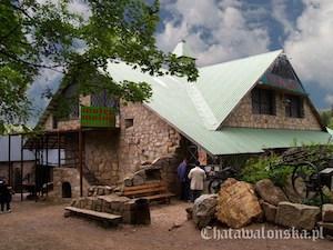 Atrakcja Chata Walońska. Pod Smerkami - Szklarska Poręba   Domki, Pokoje, Nocleg