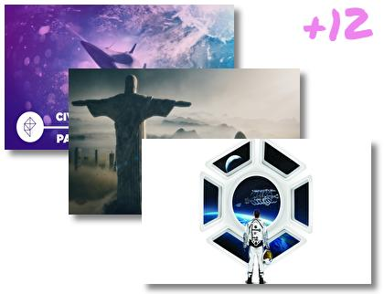 Civilization Beyond Earth theme pack