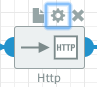 Component properties icon