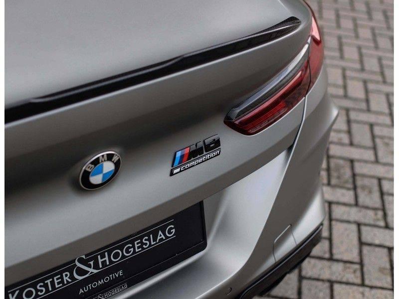 BMW M8 Gran Coupé Competition *Carbon*HUD*B&W Diamond*Vol!* afbeelding 12