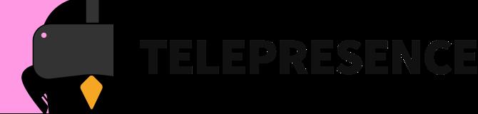 Teleprescence logo