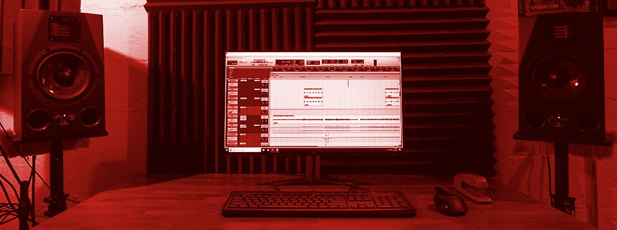 Mixing workstation