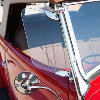 Ford V8 DeLuxe 2 Door Roadster 1936 13