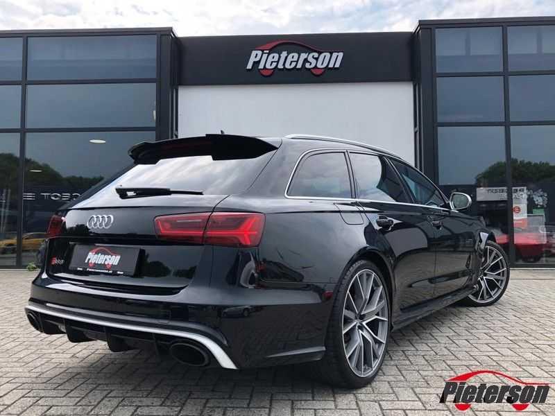 Audi RS6 Avant 4.0 TFSI Performance Facelift Carbon afbeelding 6