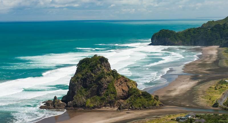 New Zealand's Best Surfing Spots