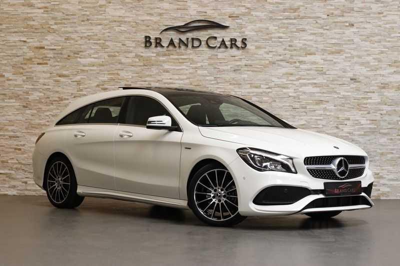 Mercedes-Benz CLA-Klasse Shooting Brake 180 PEAK Edition | Panoramadak | Achteruitrijcamera | AMG Pakket | Keyless | afbeelding 16