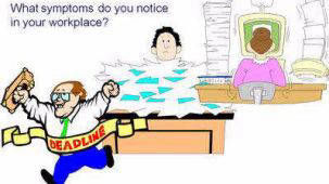 Mengatasi Stress Di Tempat Kerja