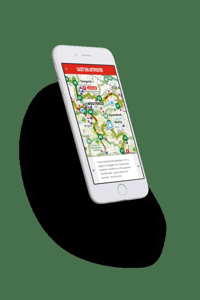 Mobile Web App for Kempen