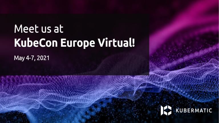 KubeCon Europe Virtual