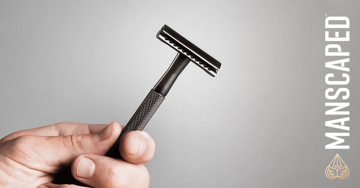 How to use The Plow™ 2.0 safety razor by MANSCAPED™