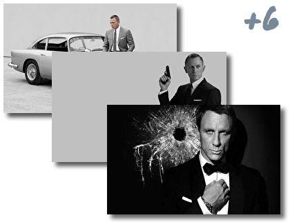 007 Spectre theme pack