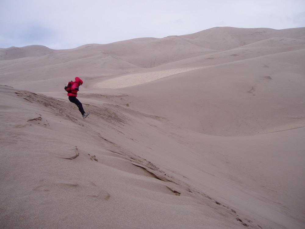 Steve dunes