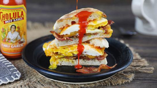 Perfect Breakfast Sandwich