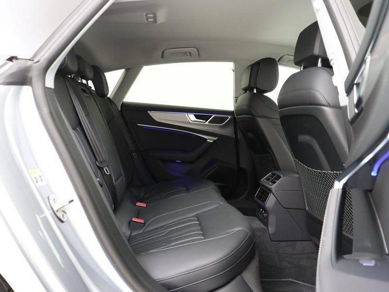 Audi A7 Sportback 55 TFSI e quattro Competition 376 PK   21'' velgen zwart   Assistentiepakket Tour & City   360* Camera   Head-Up   Matrix LED   Adapt. Demping   Comfortstoelen   Leder afbeelding 25