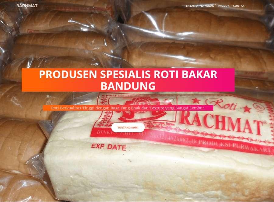 Roti Rachmat - Purwakarta