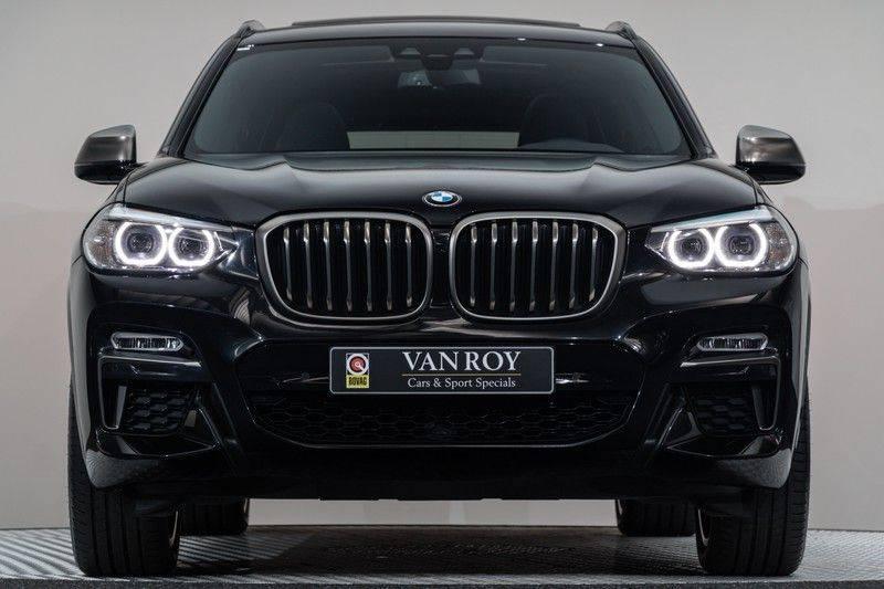 "BMW X3 M40i xDrive 360pk Panoramadak VirtualCockpit ShadowLine Sportleder Hifi AmbientLight 20"" Camera ParkAssist Pdc afbeelding 11"