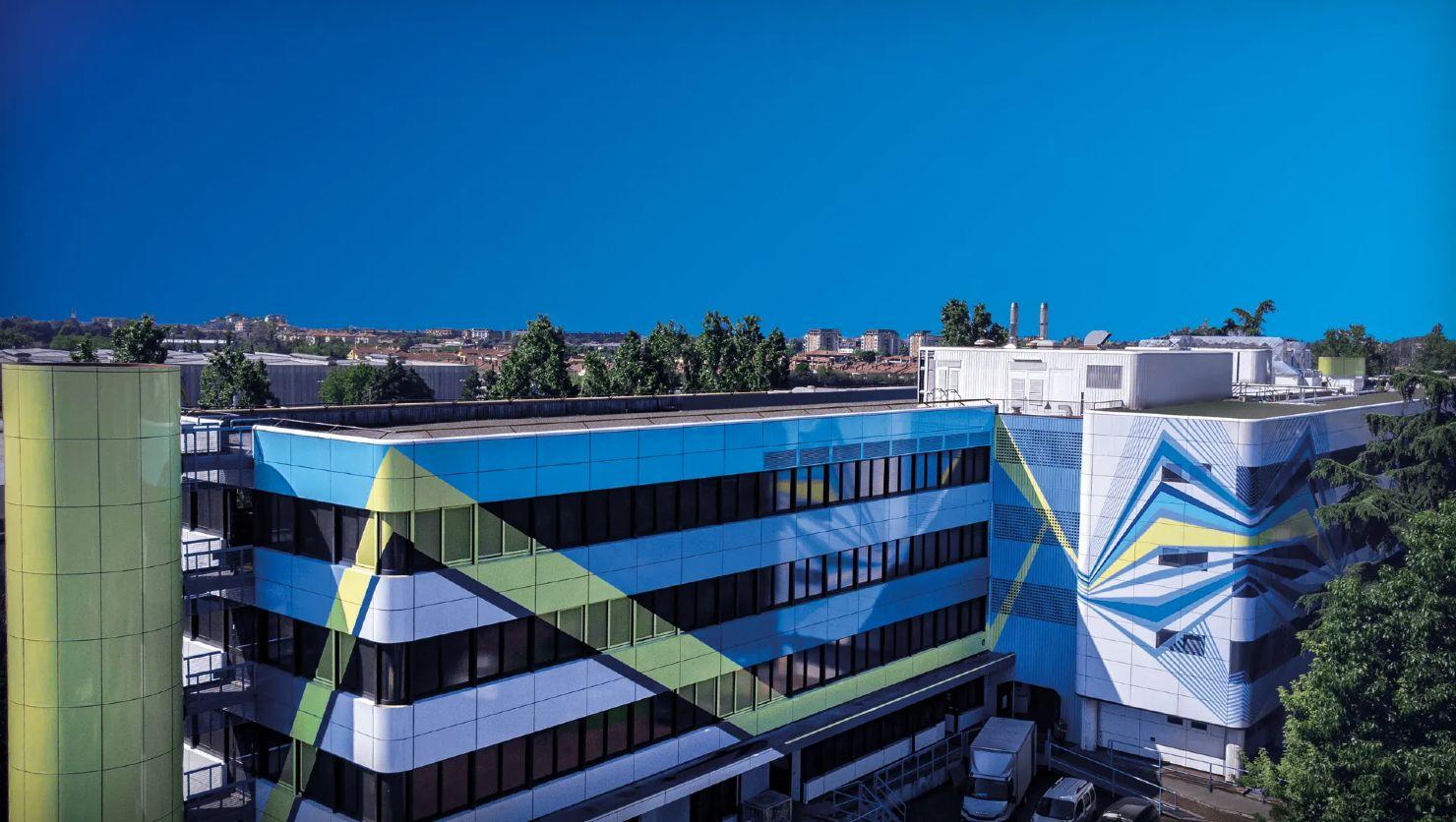 foto aerea dell'immobile WAVE Building