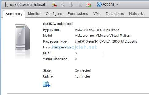 How to upgrade ESXi 6.0 to ESXi 6.5 using VMware Update Manager - 23