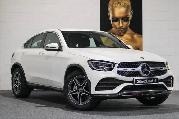 Mercedes-Benz GLC Coupé 200 4MATIC Premium AMG aut.