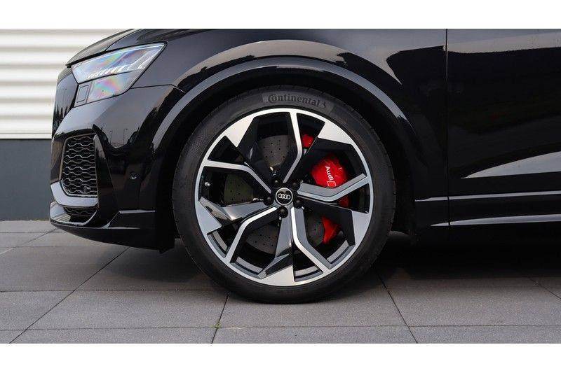 Audi RS Q8 4.0 TFSI Quattro RS Dynamic Plus, B&O, Keramisch, Panoramadak afbeelding 4