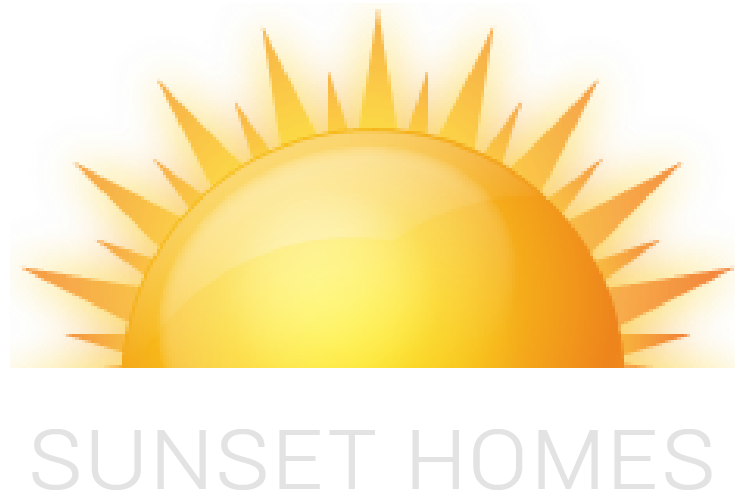 Sunset Homes logo