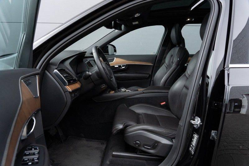 "Volvo XC90 2.0 D4 190pk AWD Inscription 7-pers. Pano Leer Camera 21"" afbeelding 3"
