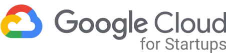 google cloud for startups logo