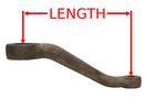 Pitman Arm Length Measurement