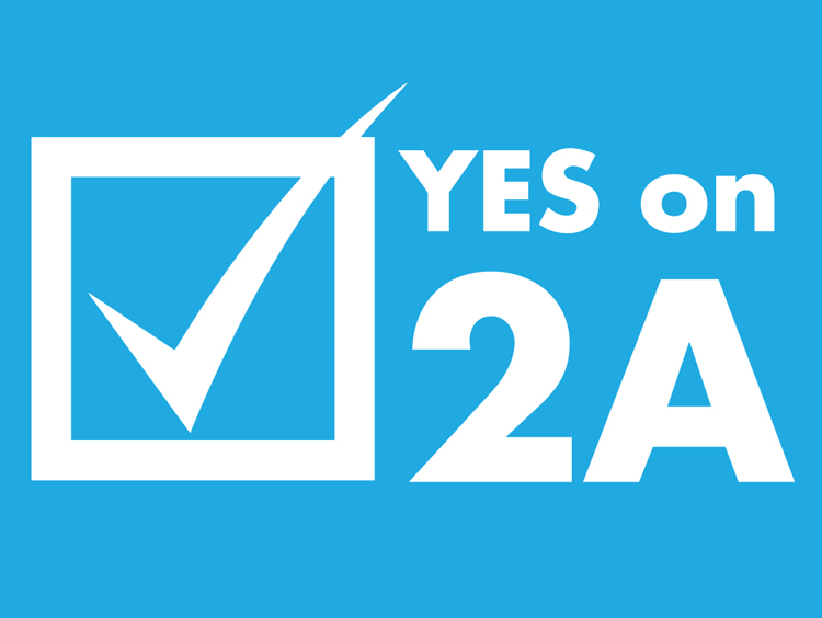 Vote Yes 2A