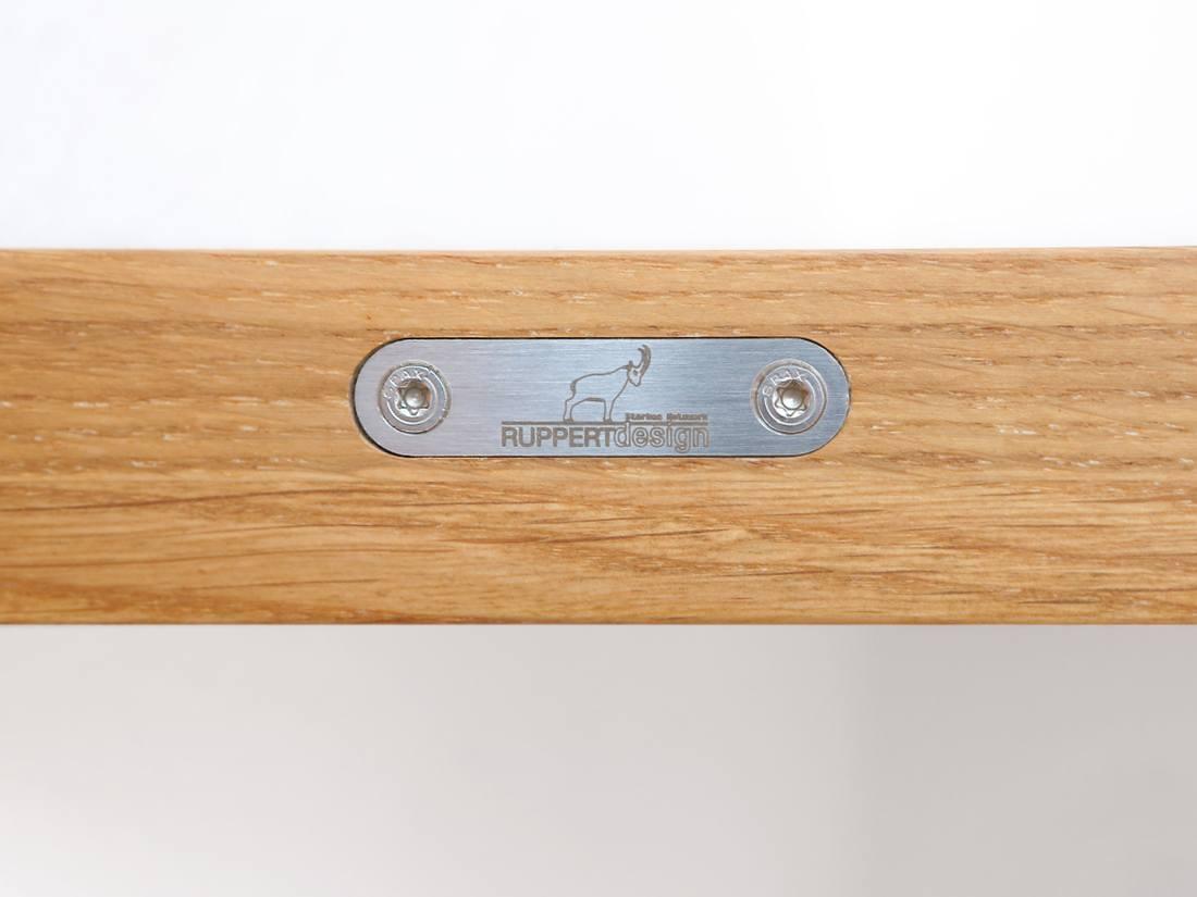 Der Steinbock ist RUPPERTdesign.