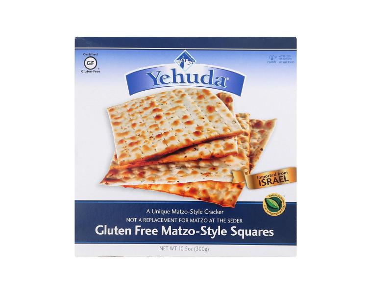Yehuda Gluten-Free Matzos (300g)