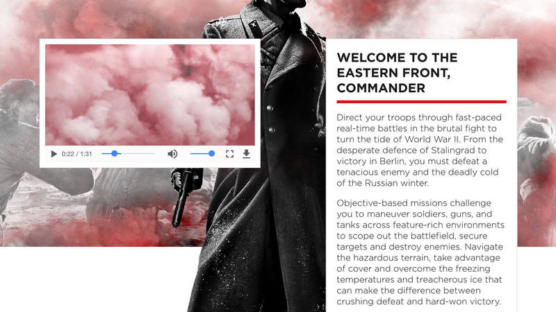 Company of Heroes 2 for Mac and Linux   Feral Interactive