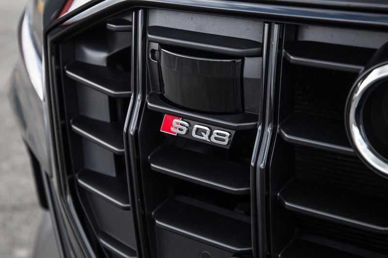 Audi Q8 4.0 TDI SQ8 quattro | 435PK | Sportdifferentieel | B&O | Alcantara hemel | Assistentiepakket Tour & City | Vierwielbesturing afbeelding 12