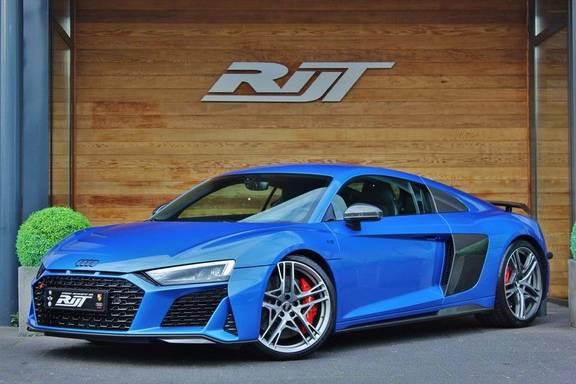 Audi R8 5.2 V10 Performance Quattro 620pk **Keramisch/B&O/Carbon/DAB/Camera**