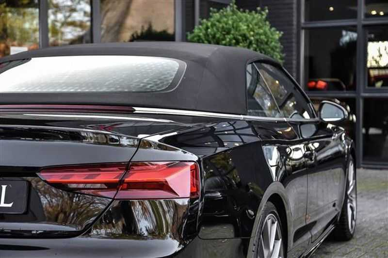 Audi S5 CABRIO HEADUP+SPORTDIFF+TOPVIEW NP.132K afbeelding 5