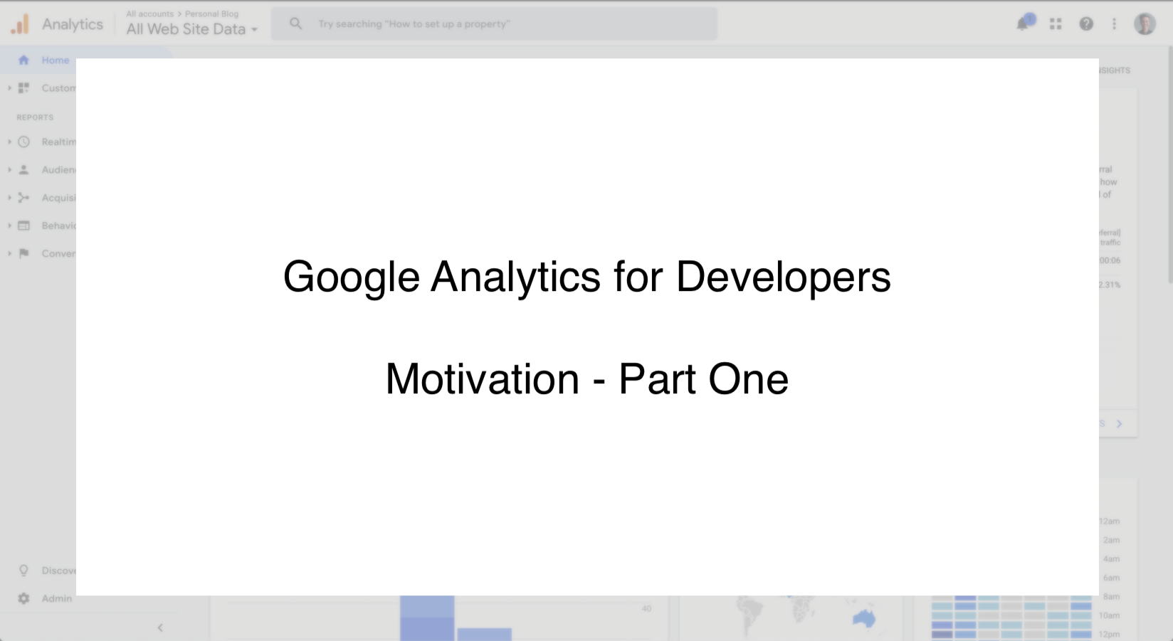 A Developer's Guide - Building Great Software Incrementally with Analytics