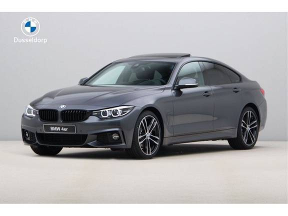 BMW 4 Serie Gran Coupé 420i High Executive M-sport