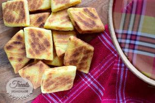 Semolina Sweet Squares