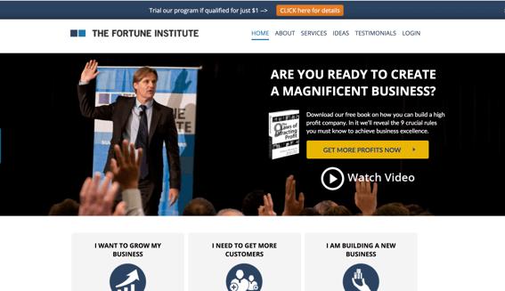 The Fortune Institute