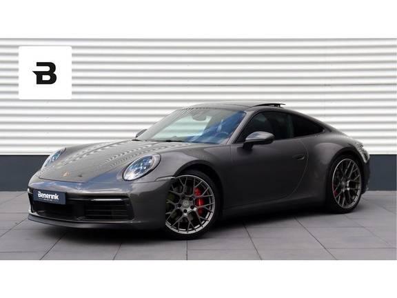 Porsche 911 3.0 Carrera S Sport Chrono, Sportuitlaat, Schuifdak, BOSE